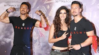Baaghi 2 Official Trailer launch FULL Video | Tiger Shroff, Disha Patani