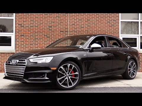 2018 Audi S4: Review
