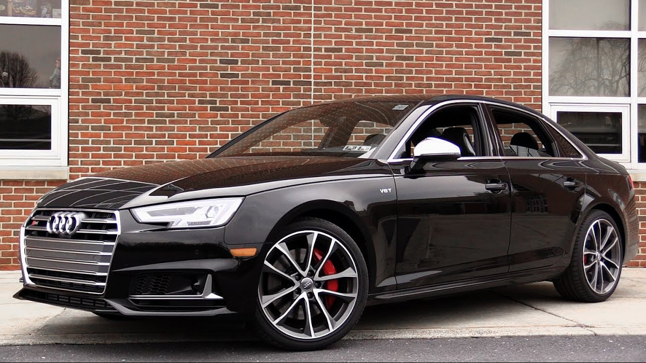 2018 Audi S4 Review Youtube
