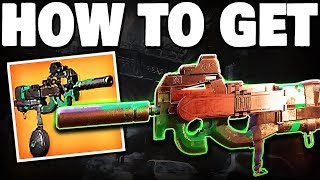 "The Division 2 - HOW TO GET ""THE CHATTERBOX"" EXOTIC SMG FULL GUIDE !!"