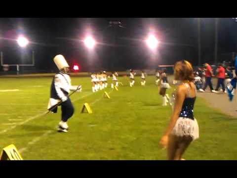 East Marion Marching Storm 9/28/12