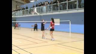 Repeat youtube video Badminton - N3 - J6 -Maure-de-Bretgagne - Guichen-BDC