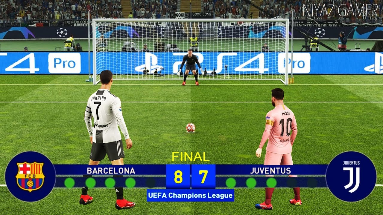 BARCELONA vs JUVENTUS | Final UEFA Champions League - UCL ...