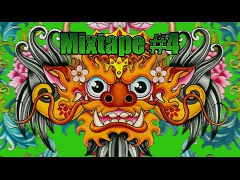 Mixtape #4 | Barong Family Mix | Psycho Sounds