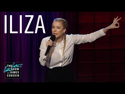 Iliza Stand-up Comedy