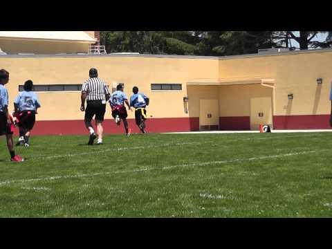 Santa Clara Flag Football 2014