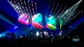 Red Hot Chili Peppers Dark Necessities concierto en México 2017 1080p [HD]