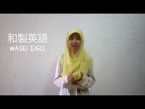 Belajar Bahasa Jepang Bersama Yuki San (Mengenal Wasei Eigo)