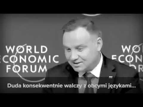 Andrzej Duda jest erudytą wg gwiazdki obciachowego Disco Polo   lidera Bayer Full