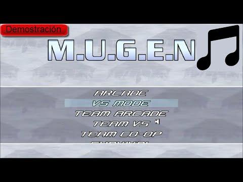 Como ponerle Música al ``M.U.G.E.N´´(1.0)