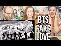 BTS - Fake Love - REACTION