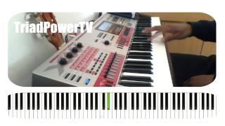 Mellow Jam in B Major - Live Looping
