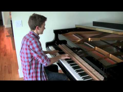 Maroon 5: Maps (Elliott Spenner Piano Cover)