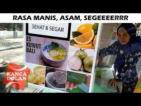 minuman-segar-es-kuwut-khas-bali-|-tangerang-street-food