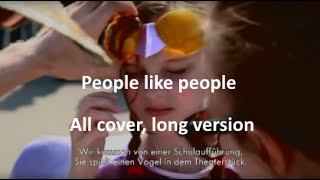 """""""People Are People"""" - Golf 7 (all covers, long version)"""