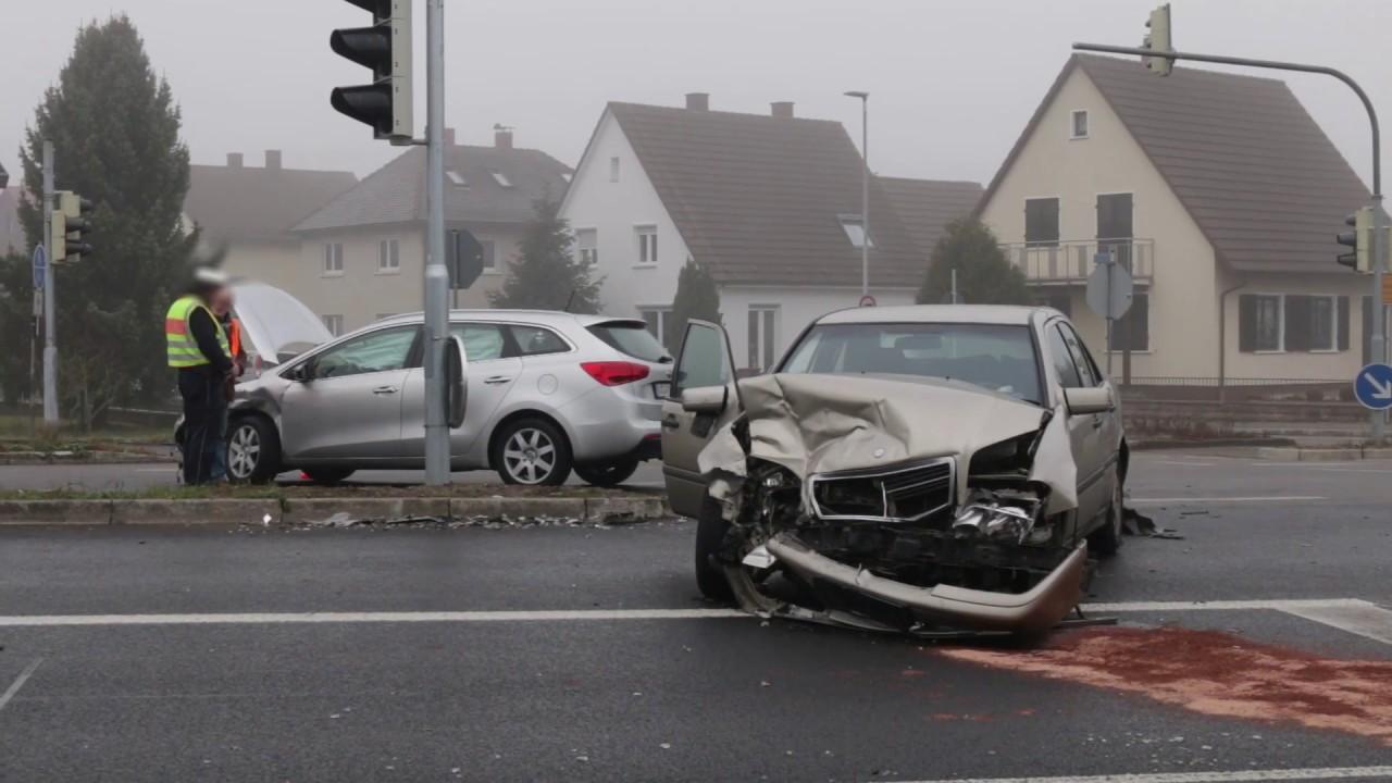 Unfall Rheinstetten
