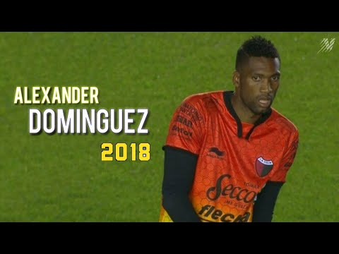 Alexander Dominguez 2018 ● Mejores Atajadas ● Colon de Santa Fe