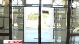 2014-05-01 г. Брест Телекомпания  'Буг-ТВ'. Инспектирование  вокзала «Брест -- Центральный».