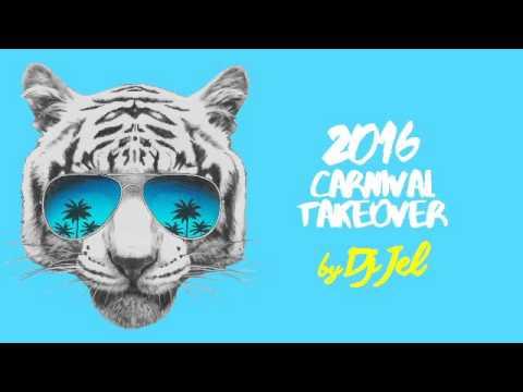 DJ Jel - 2016 Soca Takeover [BEST 2016 Trinidad Soca Mix]