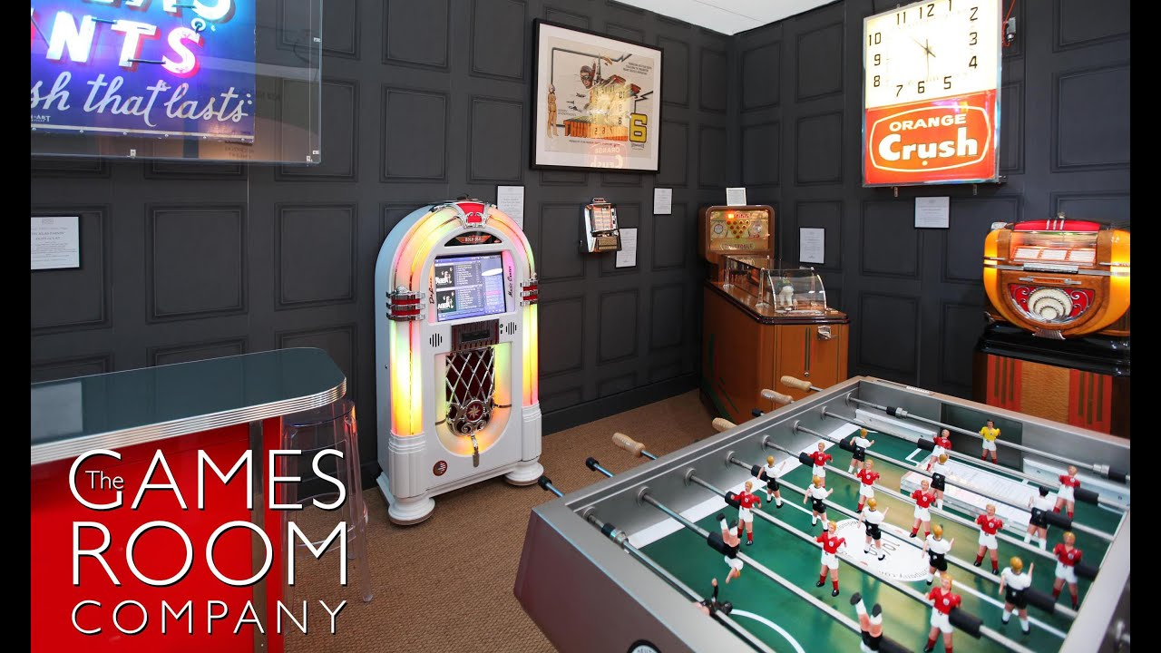 the games room company