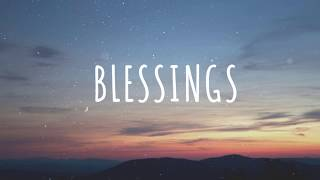 Uplifting Rap/Hip Hop Instrumental 2019 - Blessings - C.S.O.M Beats