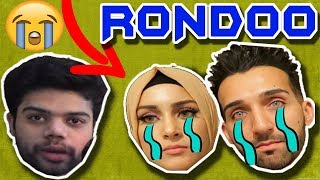 SHAM IDREES & FROGGY CRIED (DUCKY BHAI) - ROAST - Sana's Bucket