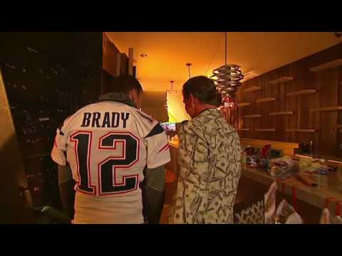 Tom Brady on Graduate Hotels