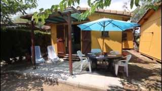 Bungalow 113 - Camping Castell Mar