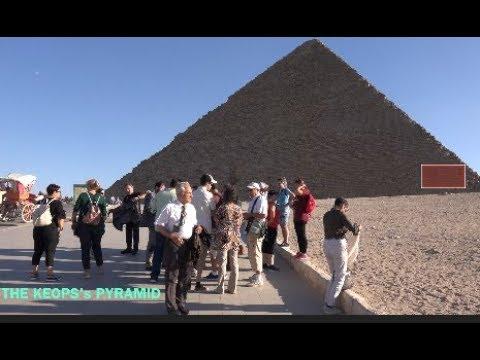 EGYPT - The PYRAMIDS