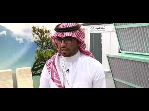 Saudi Aircon 2016 - Saleh Bin Mahri  - Green Air