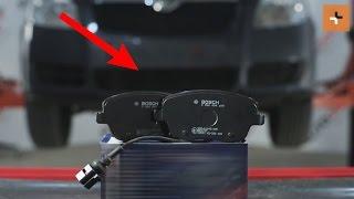 Degvielas filtrs uzstādīšana SKODA ROOMSTER (5J): bezmaksas video
