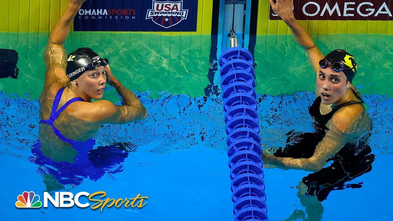 Sarasota Olympian swimmer Emma Weyant finishes 2nd in 400m ...