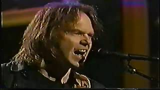 Neil Young  -  Rockin' In The Free World  -  SNL rehearsal  -  1989