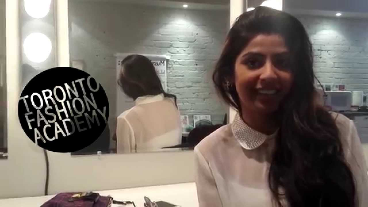 Toronto Fashion Academy Fashion Styling Student Testimonial Youtube