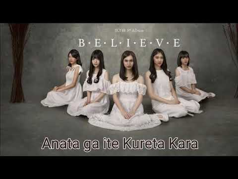 JKT48-ANATA GA ITE KURETASE KARA (KARENA KAU ADA UNTUK DIRIKU)