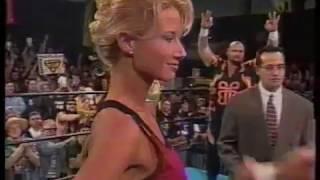 ECW Francine & Sunny