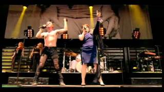 Scissor Sisters - Running Out (Live @ Glasto 2010)