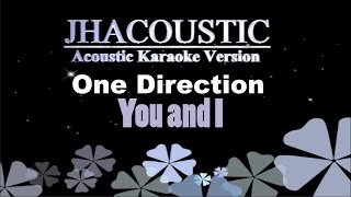 One Direction - You and I (Acoustic Karaoke Minus One)
