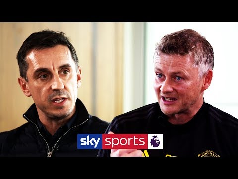 Gary Neville interviews Ole Gunnar Solskjær | New signings, Man Utd's defeats & board support