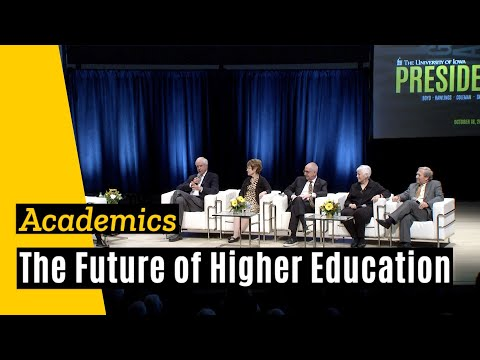 The Future of Public Higher Education at America's Leading Research Universities on YouTube