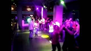 Bachata в party bar