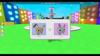 Новая игра в роблоксе! симулятор домашних животных!