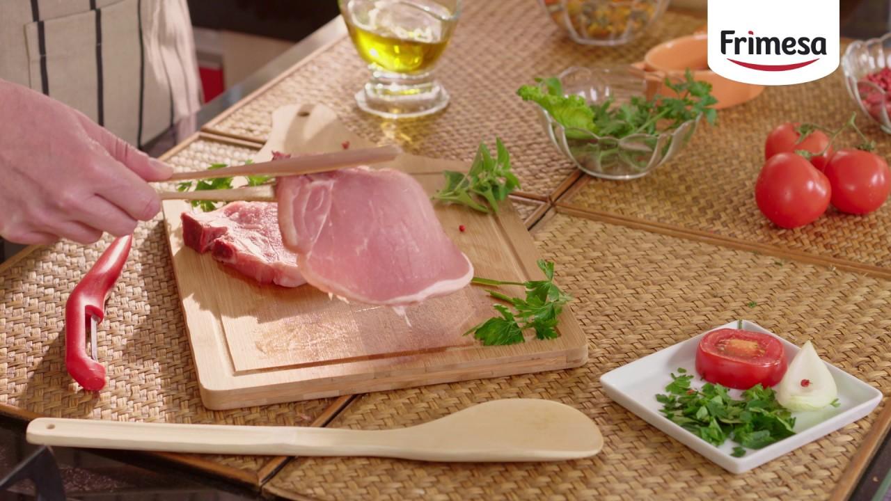 Carne suína é difícil de preparar?
