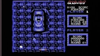 ARKANOID (C64 - FULL GAME)