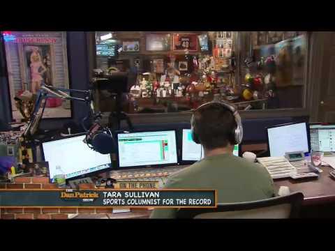 Tara Sullivan on The Dan Patrick Show 4/3/13