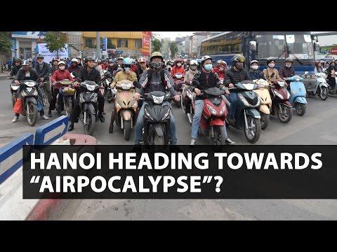 "Hanoi Heading Towards ""Airpocalypse""?   CNA Insider"