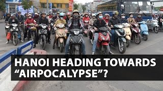 "Hanoi Heading Towards ""Airpocalypse""? | CNA Insider"