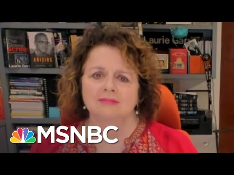 Laurie Garrett: Even With A Vaccine, Wear A Mask And Keep Social Distance | The Last Word | MSNBC