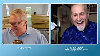 Michael English joins Mark Lowry for the Monday CHECK-IN