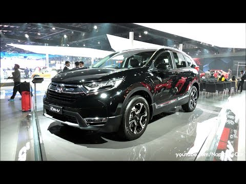 Honda CR-V i-DTEC AWD RW6 2018 | Real-life review